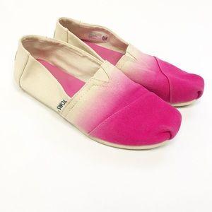 TOMS Ombré Shoes